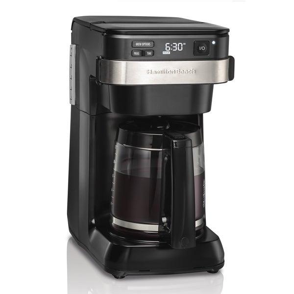 Recertified Hamilton Beach Programmable Easy Access Coffee Maker 24941927