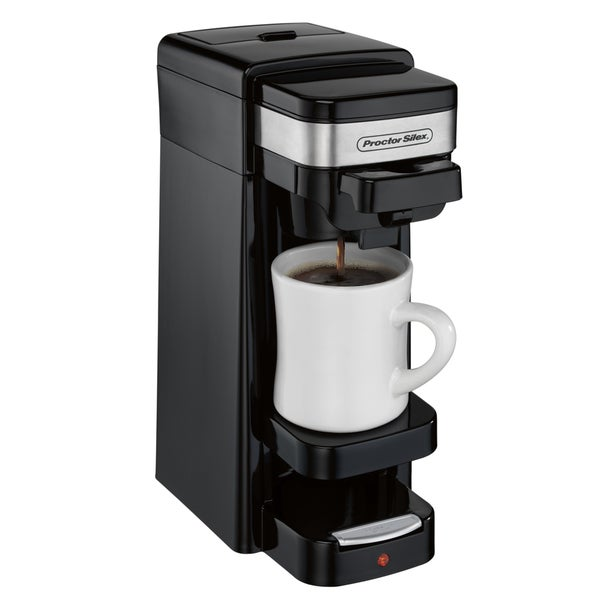 Recertified Proctor Silex Single-Serve Plus Coffee Maker (Refurbished) 24946036
