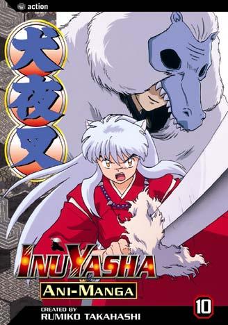 Inuyasha Ani-manga 10 (Paperback)