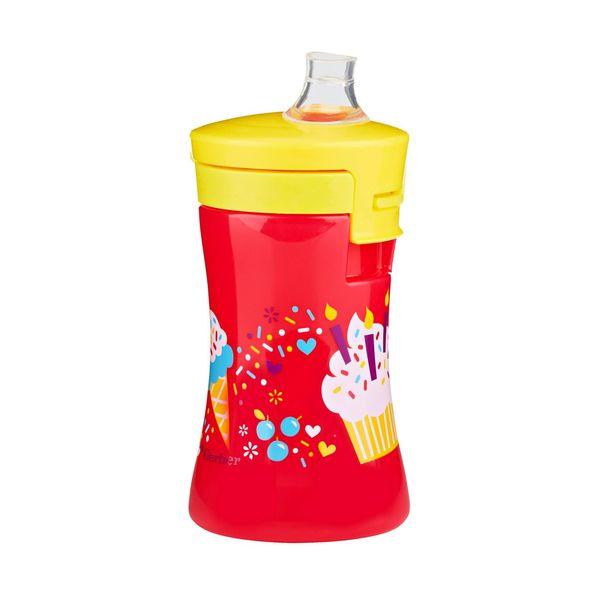 NUK Gerber Graduates Pink Plastic 10-ounce Sippy Cup 24963889