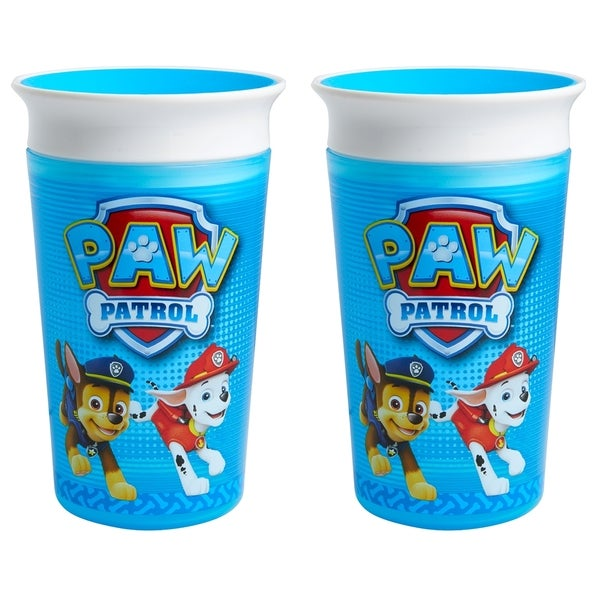 Munchkin Paw Patrol 9-ounce Miracle Cup (2 Pack) 24964948