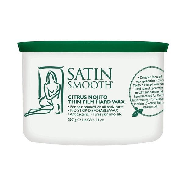 Satin Smooth 14-ounce Citrus Mojito Thin Film Hard Wax 24969585