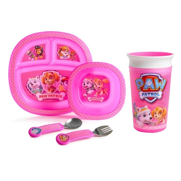 Munchkin Paw Patrol Dining Set with Miracle Cup 24974834