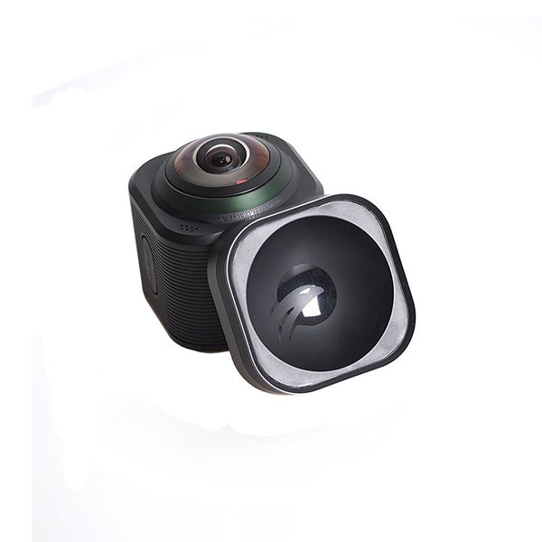 Camorama Brand New 4k 64GB Action 360/ VR Camera-C64 24977367