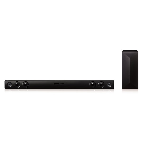 Lg Refurbished 2.1 Ch 300w Soundbar w/ Wireless Sub and Bluetooth-LAS465B (Refurbished) 24977526