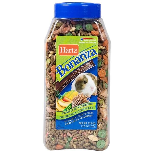 Hartz 23.75 Oz Nutrition Bonanza Gourmet Guinea Pig Diet 24979104