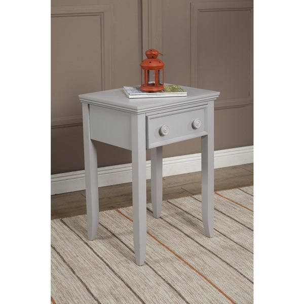 Notting Hill Night Stand 4 Legs 1 Drawer 24980428