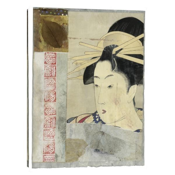 Epic Graffiti Elena Ray 'Geisha' Giclee Canvas Wall Art 24981067