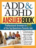 The ADD & ADHD Answer Book (Paperback)