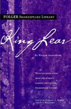 The Tragedy of King Lear (Paperback)