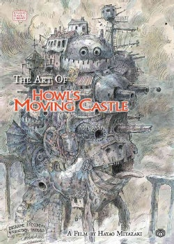 The Art Of Howl's Moving Castle (Hardcover)