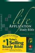 Life Application Study Bible: New Living Translation, Personal Size