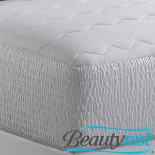 Beautyrest Diamond Knit Mattress Pad