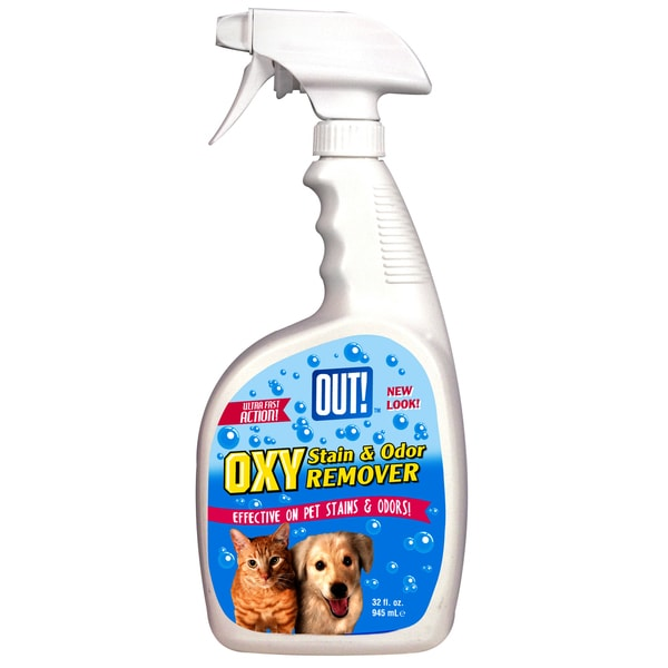 Out 32 Oz Oxy Pet Stain & Odor Remover 25016361