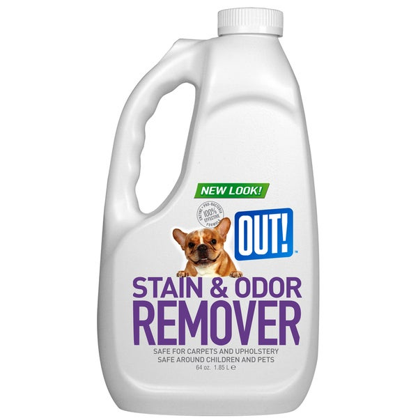 Out 64 oz Pet Stain & Odor Remover 25016454