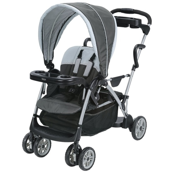 Graco Glacier RoomFor2 Stand And Ride Stroller 25019969