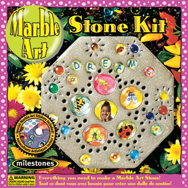 Mosaic Stepping Stone Kit 25025207