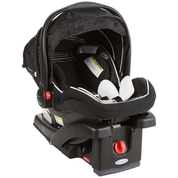 how to install snugride click connect 35 infant car seat
