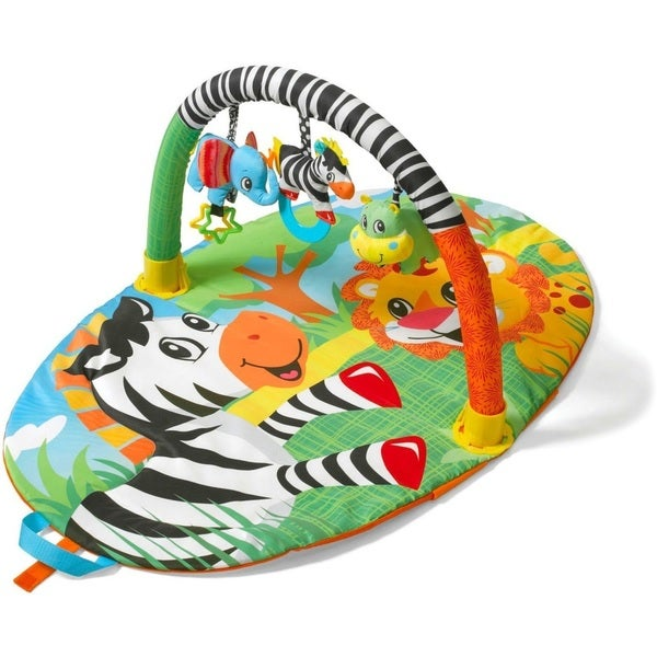 Infantino Jungle Buddy Explore and Store Activity Gym 25033151