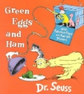 Green Eggs and Ham: With Fabulous Flaps and Peel-Off Stickers (Board book)
