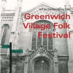 Various - Greenwich Village Folk Festival: West 4th and 6th Avenue