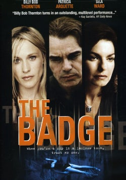 The Badge (DVD)