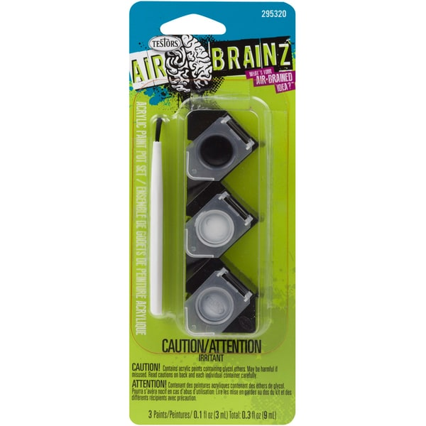 AirBrainz Acrylic Paint Pot Set 25132486