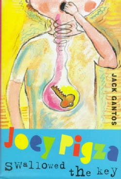 Joey Pigza Swallowed the Key (Hardcover)