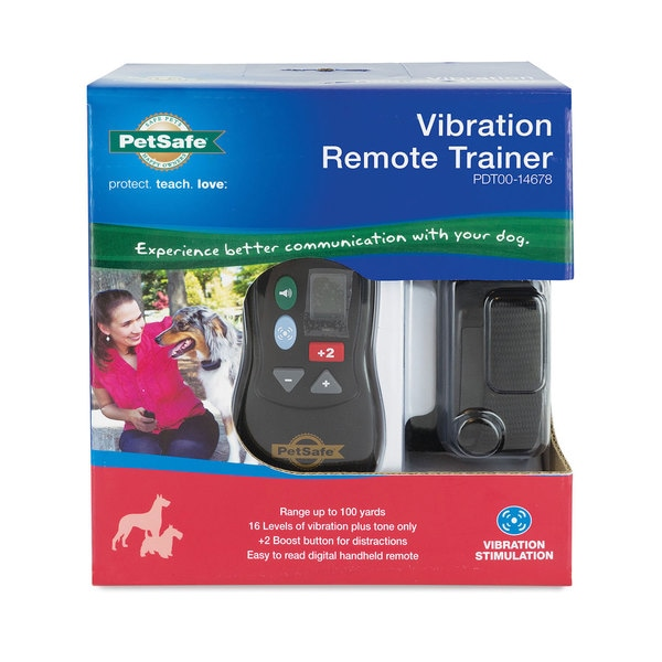 PetSafe Vibration Remote Dog Trainer 25136650