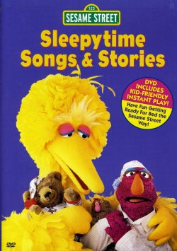 Sesame Street: Sleepytime Songs & Stories (DVD)