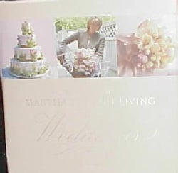 The Best of Martha Stewart Living Weddings (Hardcover)