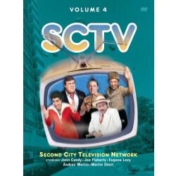 SCTV Vol 4 (DVD)