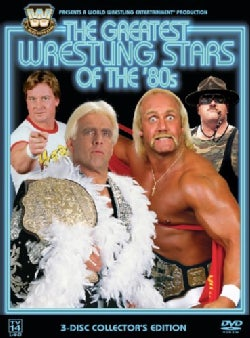 WWE The Greatest Wrestling Stars Of The 80's (DVD)