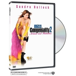 Miss Congeniality 2 2PK Set (DVD)