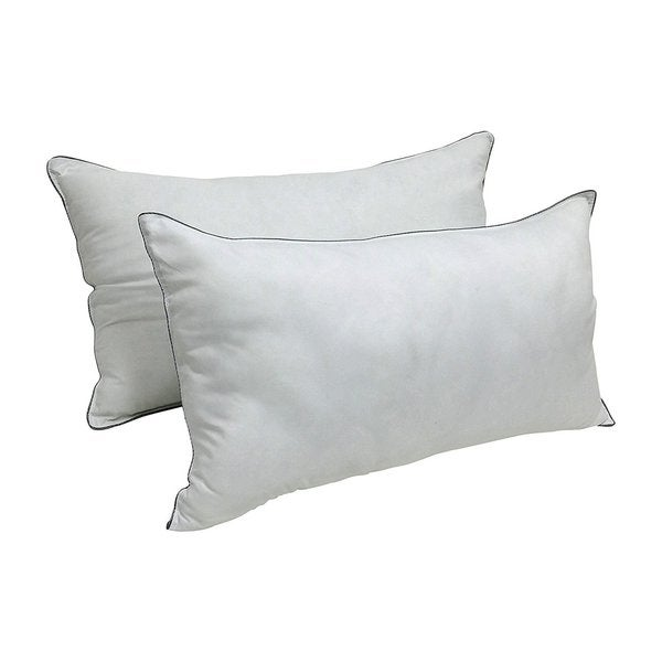 Dream Deluxe Medium Density King-size Bed Pillows(Set of 2) 25158483
