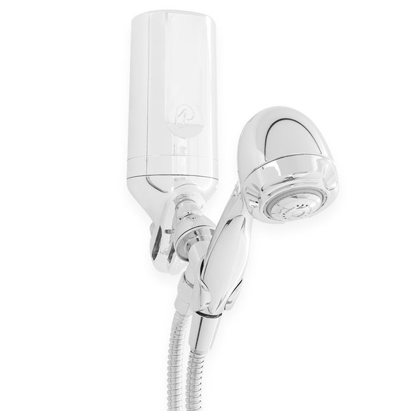 3-Stage Premium Shower Filter with 5 ft. Wand Combo 25159362