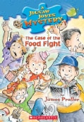 The Case of the Food Fight (Paperback)
