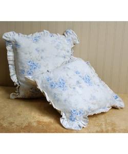 British Rose Decorative Pillows (Set of 2)