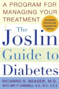 The Joslin Guide to Diabetes: A Program for Managing Your Treatment (Paperback)