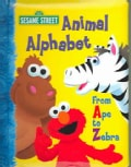 Animal Alphabet: From Ape To Zebra (Board book)