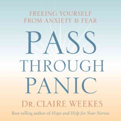 Pass Through Panic: Freeing Yourself from Anxiety And Fear (CD-Audio)