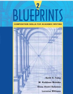 Blueprints 2: Composition Skills For Academic Writing (Paperback)