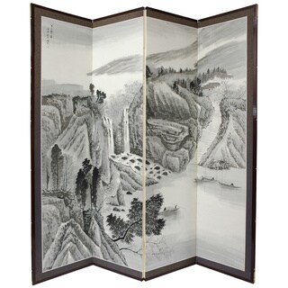 Large Misty Mountain Silkscreen (China)