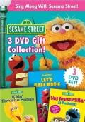 Sesame Street: Sing Along With Sesame Street Box Set (DVD)