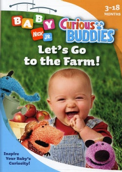 Curious Buddies DVD Gift Set (DVD)