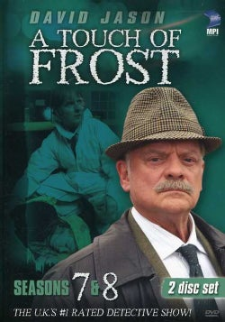 A Touch of Frost Seasons 7 & 8 (DVD)