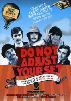 Do Not Adjust Your Set (DVD)