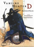 Vampire Hunter D: Raiser of Gales (Paperback)