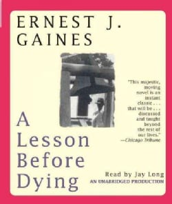 A Lesson Before Dying (CD-Audio)