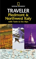 National Geographic Traveler Piedmont & Northwest Italy (Paperback)